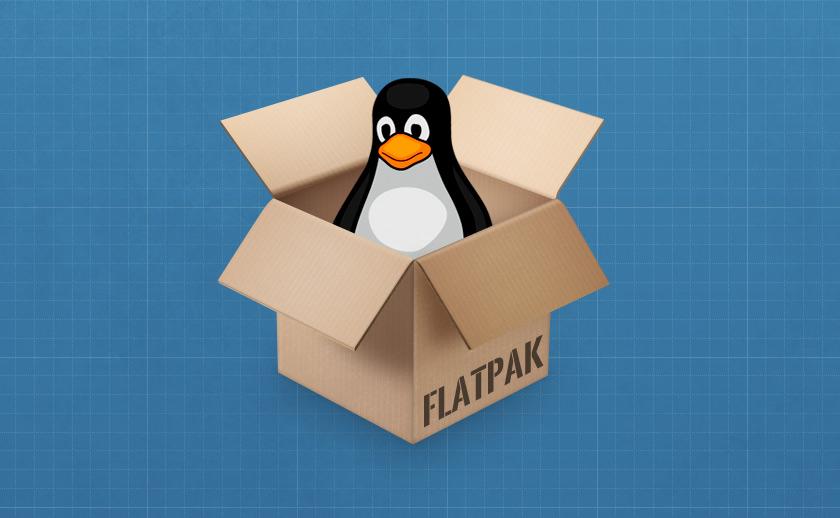 cardboard flatpak