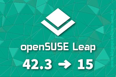 openSUSE-Leap-15 junglacode